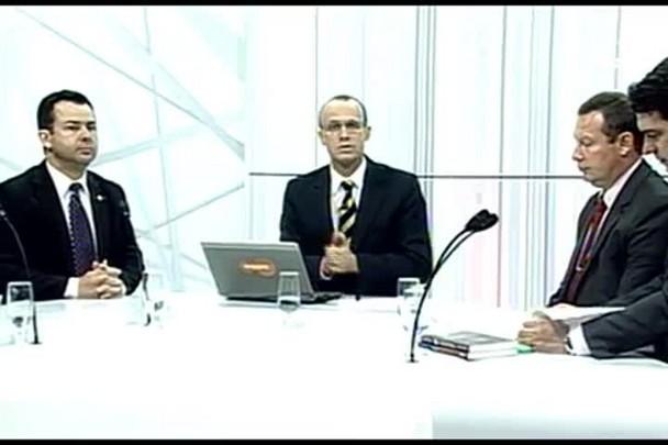 TVCOM Conversas Cruzadas. 4º Bloco. 16.11.15