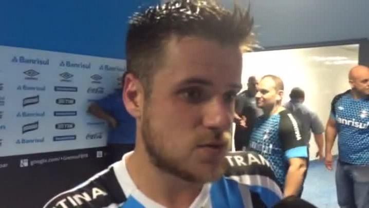 Ramiro fala sobre o primeiro jogo como titular após lesão