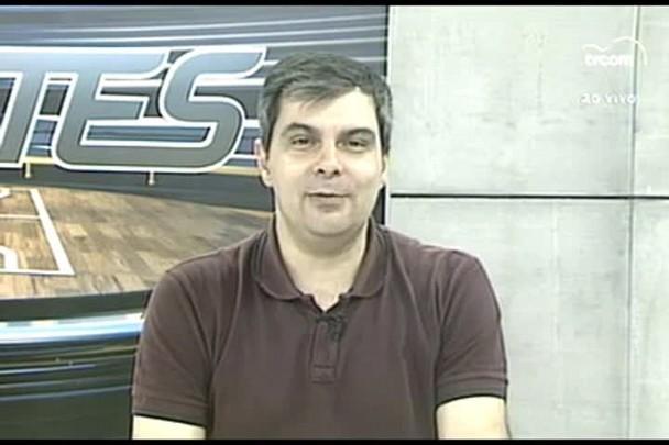 TVCOM Esportes. 2º Bloco. 18.12.15
