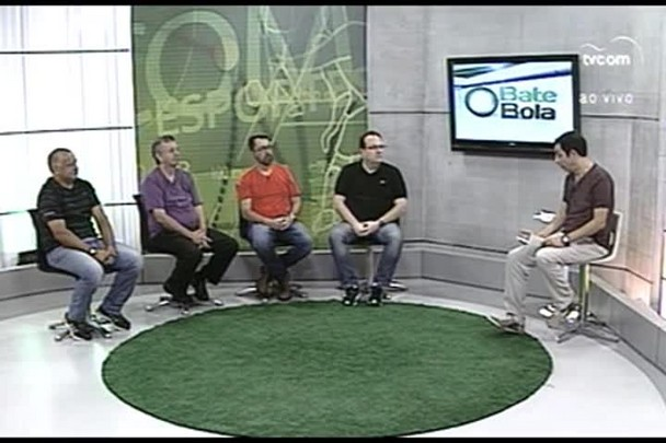 TVCOM Bate Bola. 5º Bloco. 28.12.15