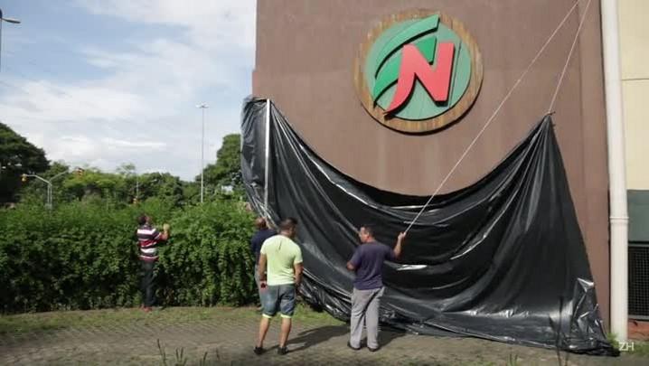 Lojas do Nacional fecham as portas em Porto Alegre