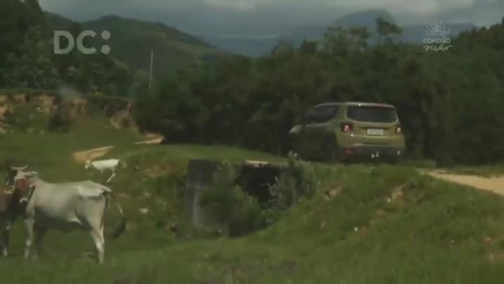 #DCpelaspraias: um rapel nas cachoeiras de Anitápolis, em Santa Catarina