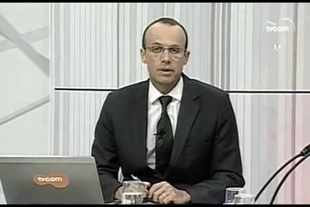 TVCOM Conversas Cruzadas. 3º Bloco. 19.02.16