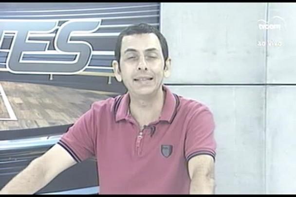 TVCOM Esportes. 4º Bloco. 01.04.16