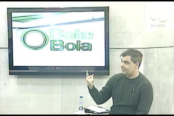 TVCOM Bate Bola. 5º Bloco. 19.09.16
