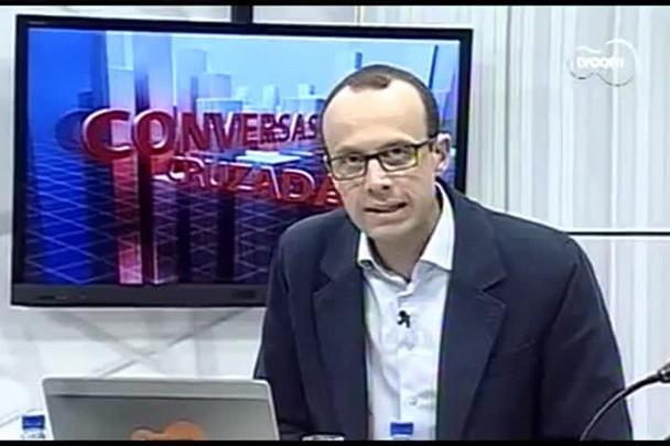 TVCOM Conversas Cruzadas. 3º Bloco. 26.09.16