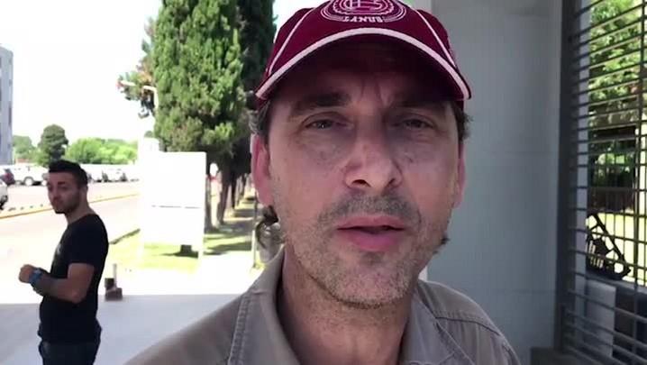 Torcedores argentinos falam sobre a expectativa para Grêmio x Lanús