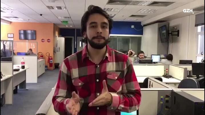 Marcos Bertoncello comenta os resultados que podem dar a taça a Grêmio ou Lanús