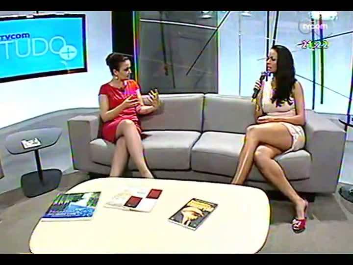 TVCOM Tudo Mais - Rainha de bateria da Praiana