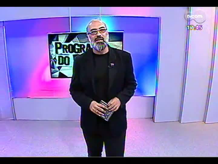 Programa do Roger - Ana Lonardi e Mário Falcão falam do clipe Greve Geral - bloco 1 - 15/03/2013