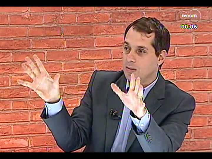 Mãos e Mentes - Empresário, ex-ministro da agricultura e fundador da Embrapa, Luiz Fernando Cirne Lima - Bloco 4 - 30/04/2013