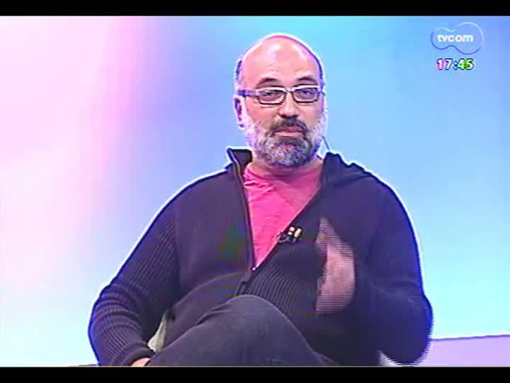 Programa do Roger - Donaldo Shüler fala sobre nova edição do Fronteiras do Pensamento - bloco 1 - 01/05/2013