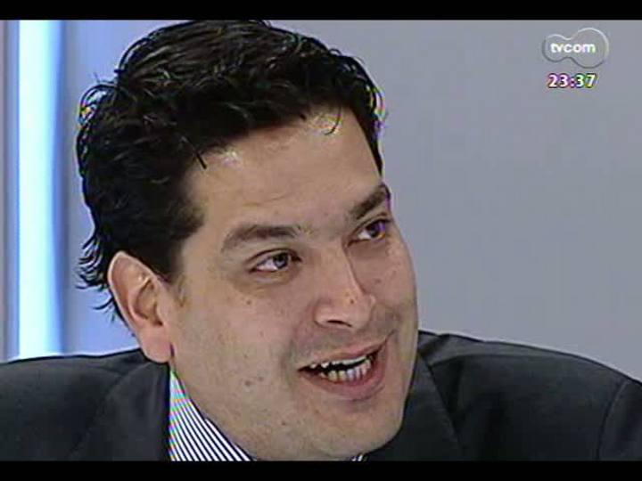 Mãos e Mentes - Diretor regional da IBM, Luís Toledo - Bloco 1 - 09/05/2013