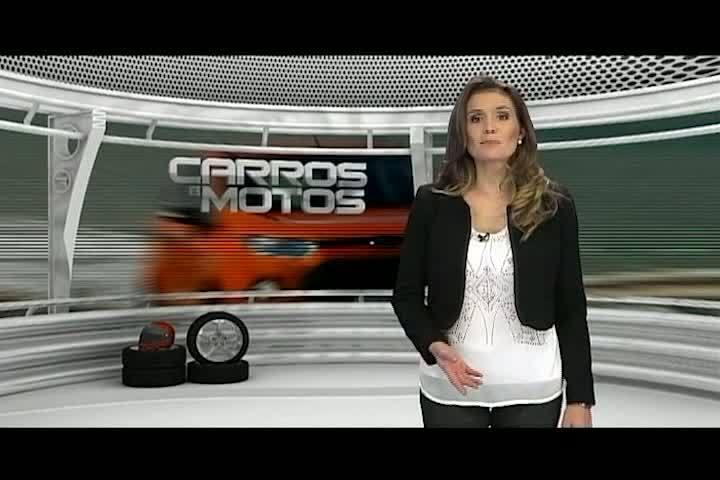 Carros e Motos - Conheça o Nissan GTR, uma das estrelas do novo filme da série Velozes e Furiosos - Bloco 1 - 19/05/2013