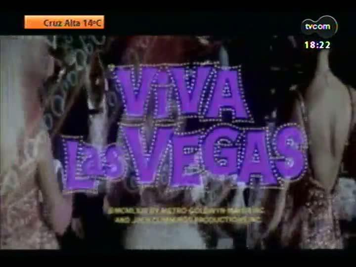 Programa do Roger - Especial Rei do Rock com apresentação do cover de Elvis Fabiano Feltrin - bloco 4 - 30/05/2013