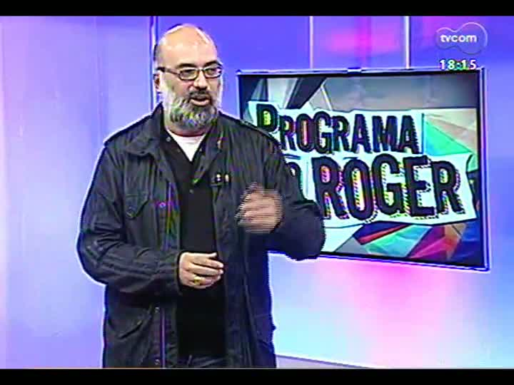 Programa do Roger - Projeto \'Back to black\' reúne músicos e homenageia Amy Winehouse - bloco 3 - 17/06/2013