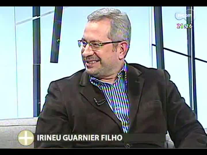 TVCOM Tudo Mais - Irineu Guarnier traz uma dica de espumante para os dias frios