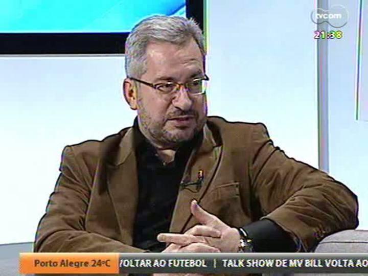 TVCOM Tudo Mais - Irineu Guarnier Filho fala sobre o lançamento de uma revista de vinhos