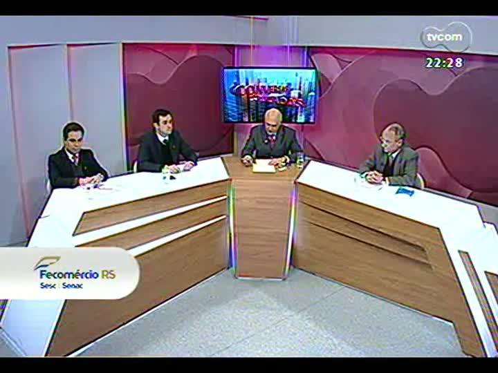 Conversas Cruzadas - Debate sobre a crise no PTB gaúcho - Bloco 2 - 14/08/2013