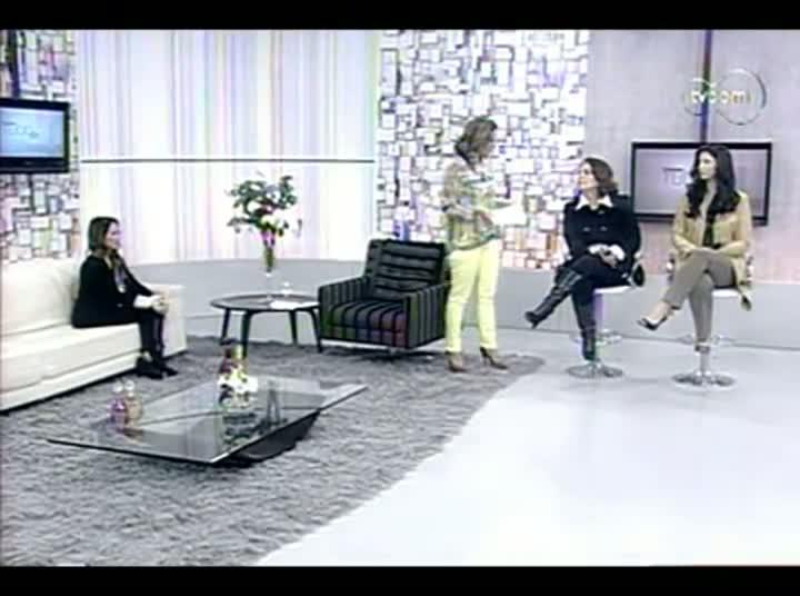 TVCOM Tudo Mais - Quadro Saúde E Beleza – 5º Bloco 19-08-2013