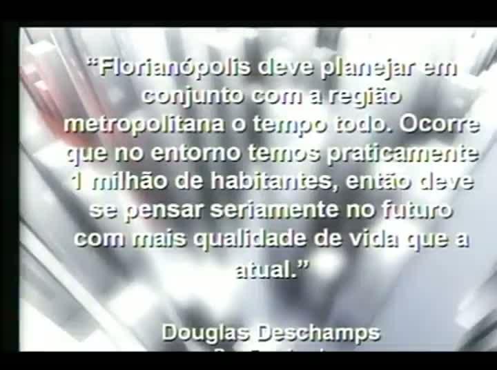 Conversas Cruzadas - Região Metropolitana Grande Florianópolis - 3º Bloco – 22-08-2013