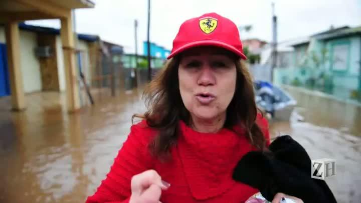 Moradora de Esteio se diz negligenciada pelo governo