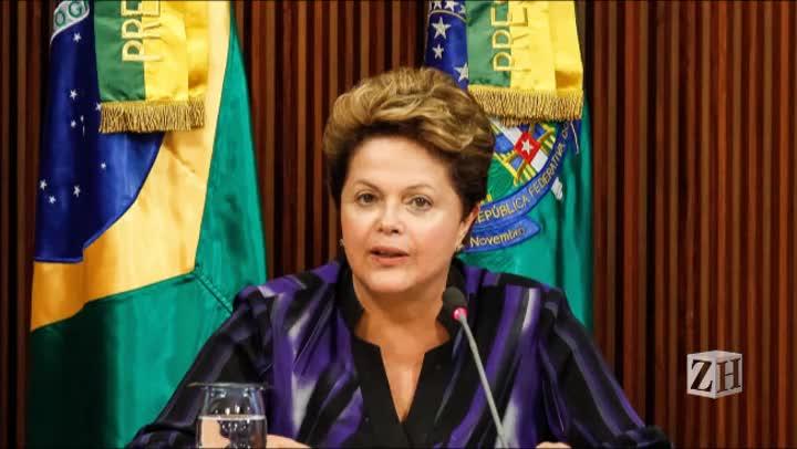 Painel RBS: Dilma recebe jornalistas do Grupo RBS no Palácio da Alvorada