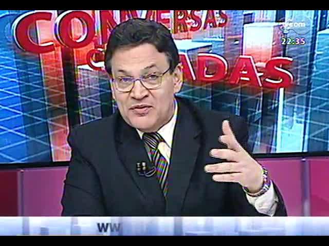 Conversas Cruzadas - Debate sobre o projeto do governo referente aos RPVs e a situação do pagamento de precatórios - Bloco 2 - 13/11/2013