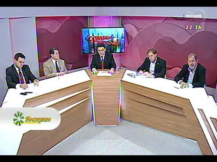 Conversas Cruzadas - Deputados fazem questionamentos acerca da prisão dos condenados do mensalão - Bloco 2 - 18/11/2013
