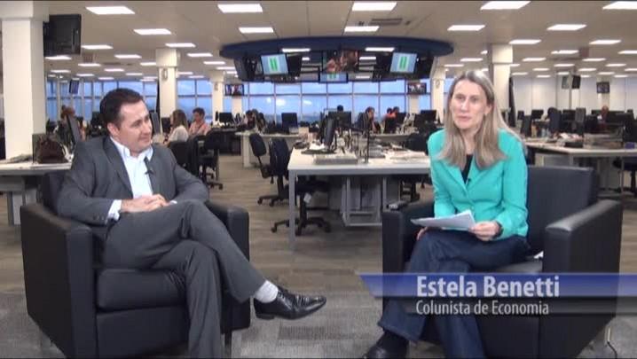 Estela entrevista - Iomani Engelmann