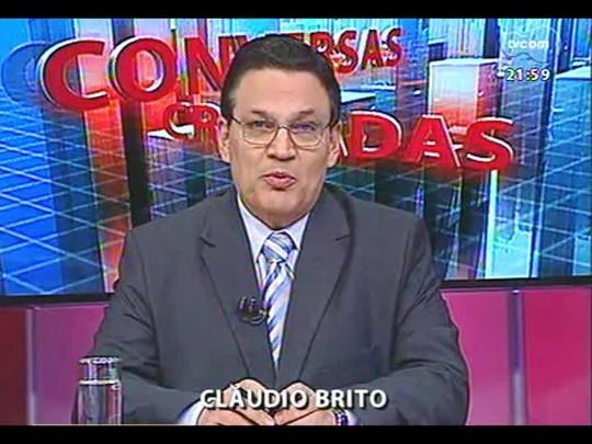 Conversas Cruzadas - Especialistas fazem balanço do cenário político atual e projetam 2014 - Bloco 1 - 30/12/2013