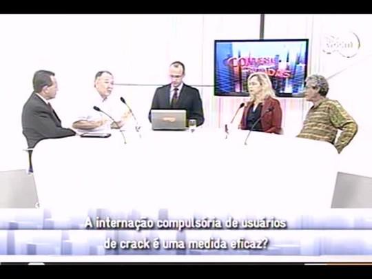 Conversas Cruzadas – Internação compulsória usuários de crack - 4ºbloco -14/01/14