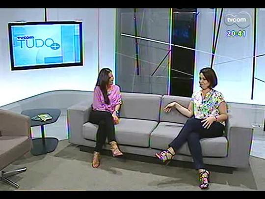 TVCOM Tudo Mais - Na coluna Rede Social, Fernanda Pandolfi mostra como transformar uma camisa em uma saia