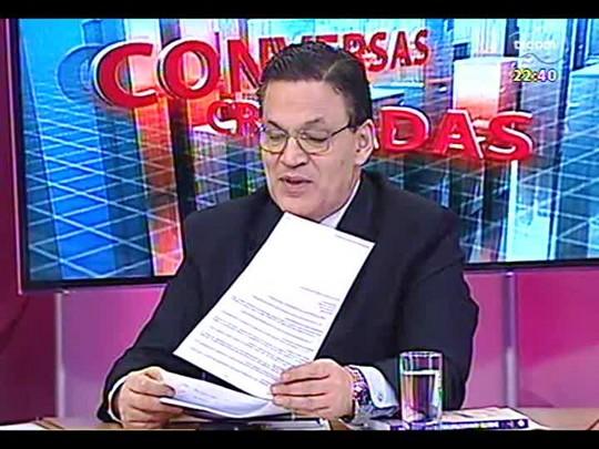 Conversas Cruzadas - Debate sobre a aplicabilidade da nova lei anticorrupção - Bloco 3 - 29/01/2014