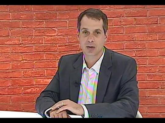 Mãos e Mentes - Coordenador de transplantes da Santa Casa, Valter Duro Garcia - Bloco 4 - 30/01/2014