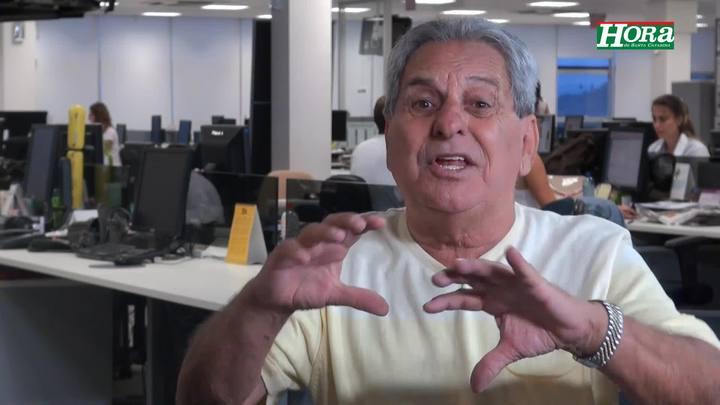 """Dáli Miguel \""""O Avaí precisa contratar alguém que entenda de Futebol\"""""""