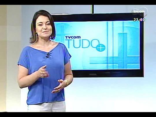 TVCOM Tudo Mais - Entrevista com a atriz Bárbara Paz