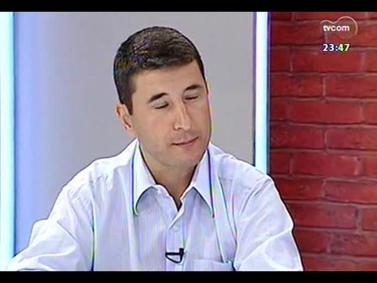 Mãos e Mentes - Filósofo e educador João Rocha - Bloco 2 - 18/03/2014