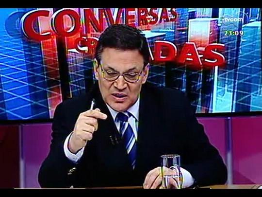 Conversas Cruzadas - Debate sobre a gestante submetida à cesariana por decisão judicial - Bloco 4 - 03/04/2014