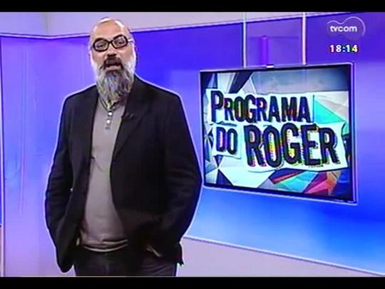 Programa do Roger - Trailer \'O espetacular Homem-Aranha 2 - A ameaça de Electro\' - Bloco 3 - 02/05/2014