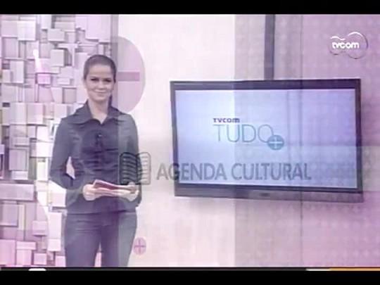 TVCOM Tudo+ - Agenda Cultural - 09/05/14