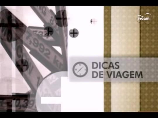 TVCOM Tudo+ - Dicas de viagem - 28/05/14