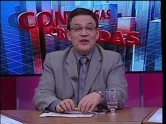 Conversas Cruzadas - Estamos preparados para o pleito eleitoral de outubro? - Bloco 3 - 03/07/2014
