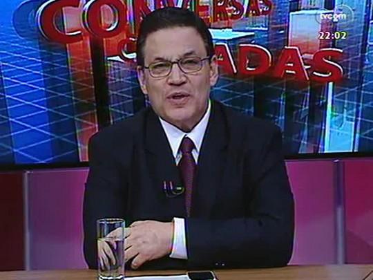 Conversas Cruzadas - Justiça suspende acordo de diminuição de jornada em Caxias: O que precisa mudar nas negociações trabalhistas? - Bloco 1 - 01/08/2014