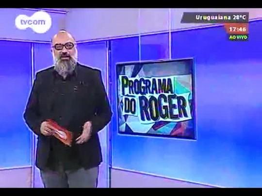 Programa do Roger - MadBlush - Bloco 1 - 20/08/2014