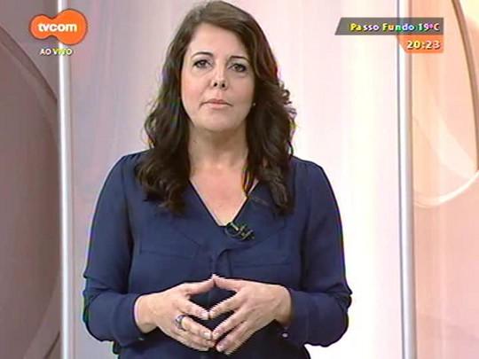 TVCOM 20 Horas - Convênio incentiva uso de site para ajudar consumidores e empresas a chegarem a acordo - Bloco 3 - 14/10/2014