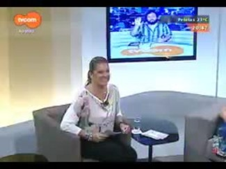TVCOM Tudo Mais - Carlos André Moreira dá as dicas de literatura da semana - 29/10/2014
