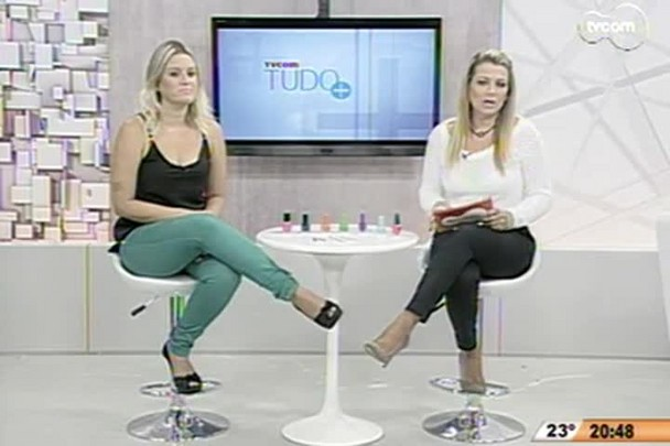 TVCOM Tudo+ - Como deixar as unhas perfeitas para o verão - 20.11.14