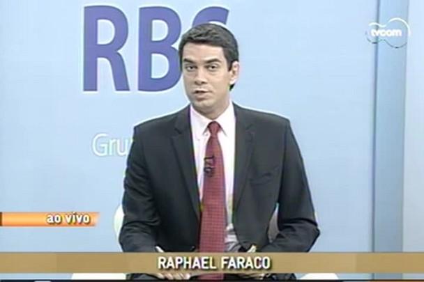 PAINEL RBS | Governador reeleito Raimundo Colombo | parte I | 18.12.14