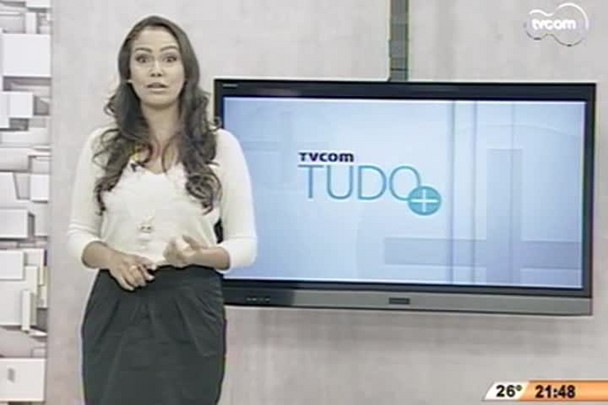 TVCOM Tudo+ - Corrida indoor em grupo é promessa para acabar com falta de motivação - 5.1.15